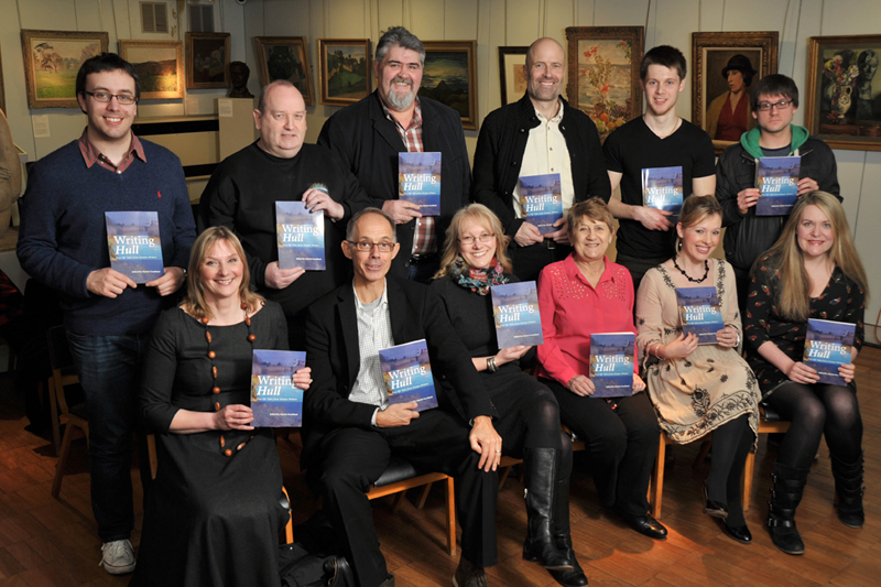 The Writing Hull Group